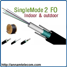 Cáp quang Single-mode 2FO (Core or Sợi)