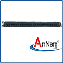 Patch Panel ADC KRONE Cat5 24 port 6653-1-587-24